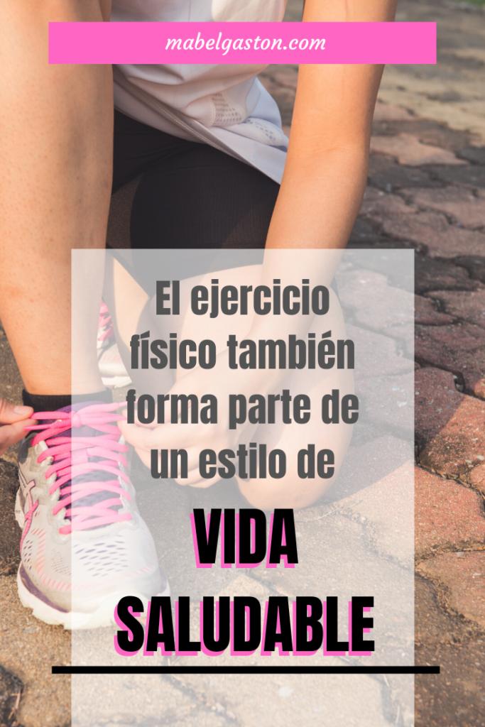 El ejercicio físico es saludable