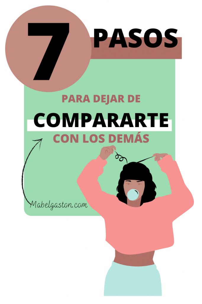 Compararse con los demás